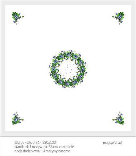Obrus - Chabry1-130x130cm (1)