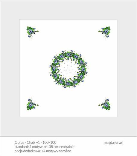 Obrus - Chabry1-100x100cm (1)