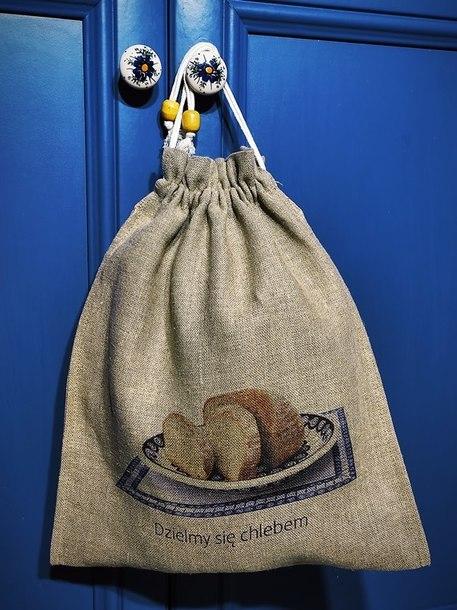 Worek na chleb - Dzielmy się chlebem (1)